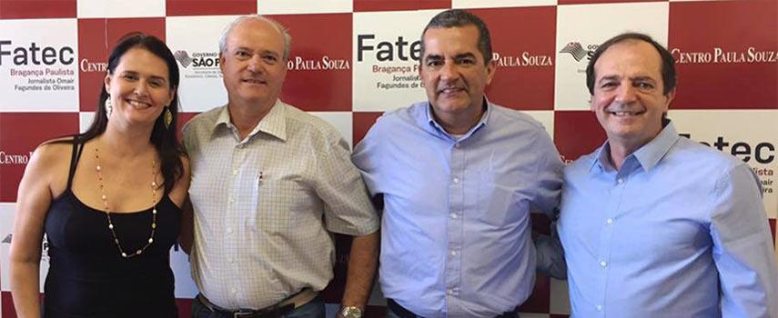 Fatec Bragança recebe Diretores do Ciesp