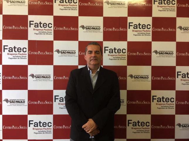 Fatec Bragança Paulista apresenta novo Diretor
