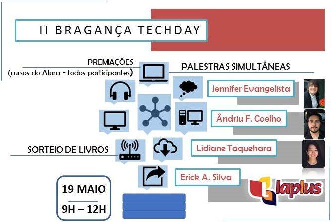 II Bragança TechDay