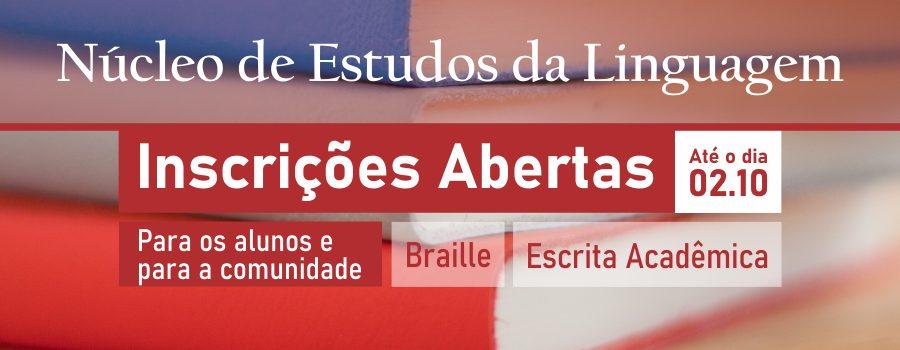 Fatec Bragança Paulista oferece cursos de braille e escrita acadêmica para alunos e para a comunidade