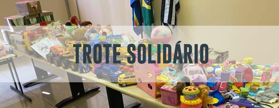 Fatec Bragança Paulista faz doações de leite e brinquedos para crianças carentes