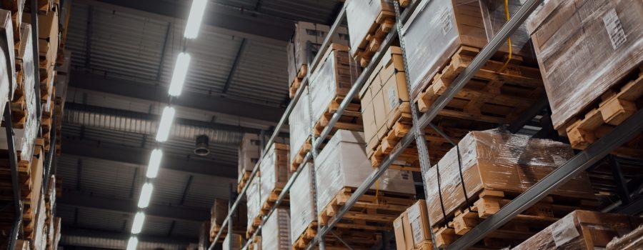 Processos e indicadores no armazém