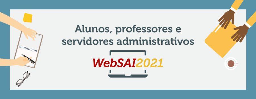 Pesquisa de autoavaliação institucional WebSAI 2021